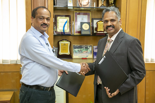 Central Manufacturing Technology Institute (CMTI) and Hexagon Manufacturing Intelligence join hands in a new initiative
