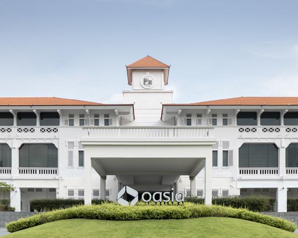 Oasia Resort SentosaとOasia Spaでマインドフルなリトリートがお待ちしております。