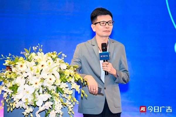 中国著名品牌专家、众信品牌机构董事长、CCTV《大国品牌》品牌委员会主任委员 黄海南
