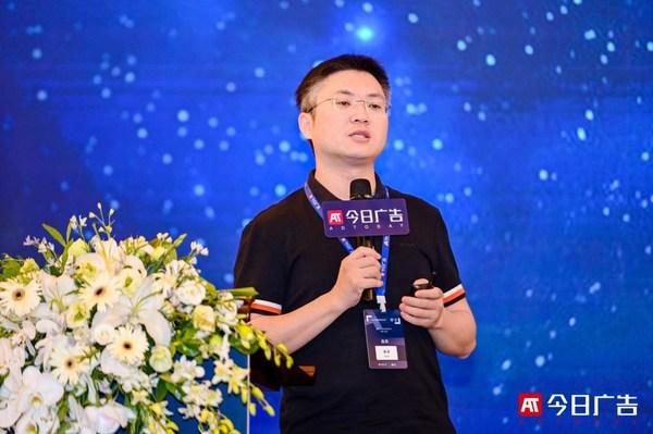 明月镜片品牌与市场中心总监 廖鹏