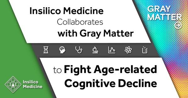 英矽智能与Gray Matter达成合作