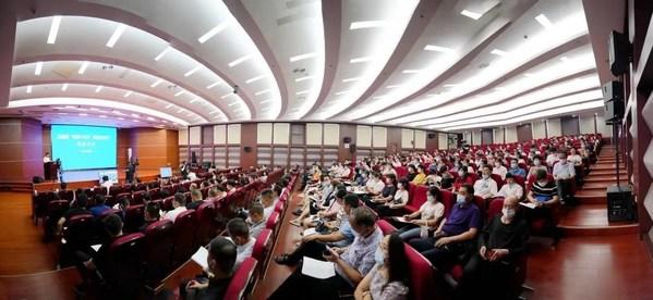 浙江瓜沥举行半年度经济工作暨制造业高质量发展会议