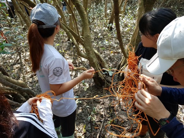 China Oceanic Development Foundation: Malaysian College Students Explore the