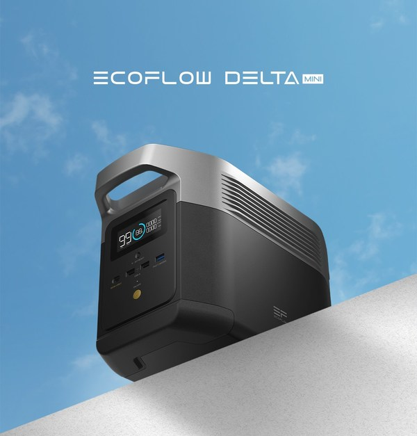 EcoFlow Launches DELTA mini Portable Power Station