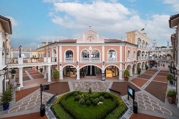 佛罗伦萨小镇—上海名品奥特莱斯二期