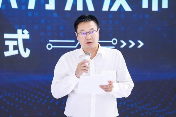 华为数据存储与机器视觉中国区副总裁 蒋伯均