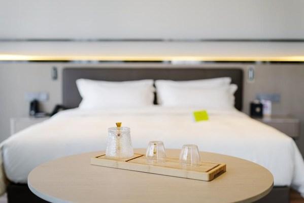 朗丽兹酒店华北各主要在营门店已在飞猪平台开放预订
