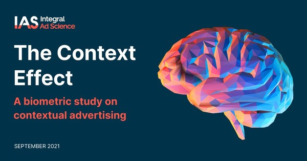 The Context Effect, IAS's latest biometric research on the importance of context in advertising