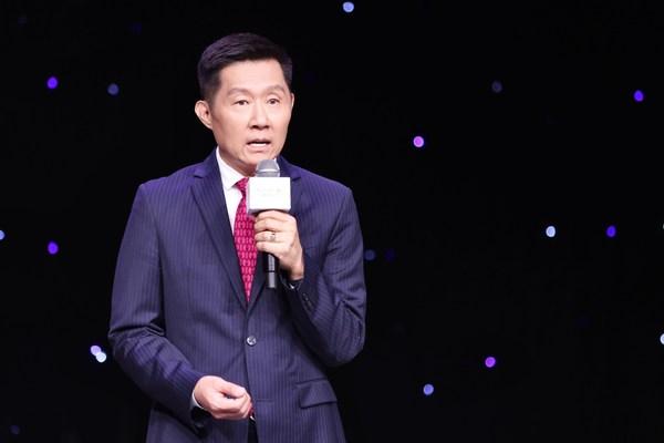 康乐保亚洲区高级副总裁隋承晧先生致辞