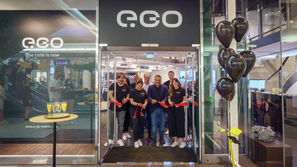 Next.e.GO Mobile SE, 독일에 신규 매장 개설