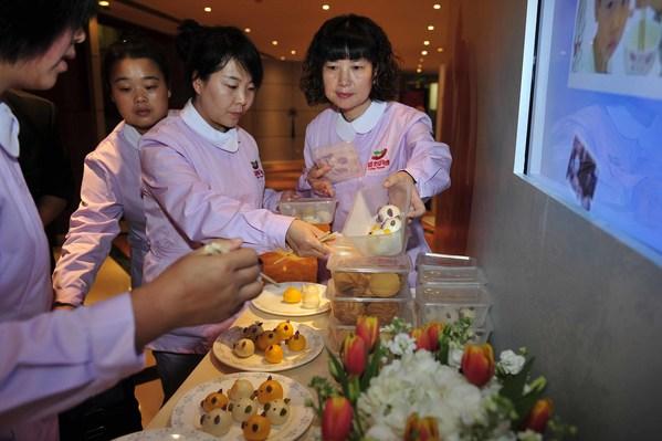 菲仕兰联合中国扶贫基金会发起爱心月嫂项目,让贫困女性通过学习一技之长实现梦想
