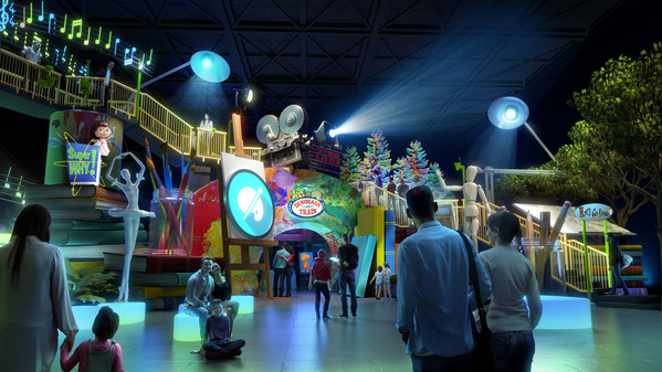 Beloved Children's Television Preschool Properties Coming to Life Through Falcon's Beyond