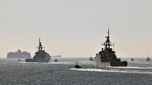 BAE Systems readies the Royal Navy's newest ships for global deployment