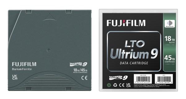 FUJIFILM LTO Ultrium 9数据流磁带产品图