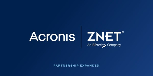 ZNet Technologies and Acronis empower service providers by expanding distribution partnership in South-east Asia