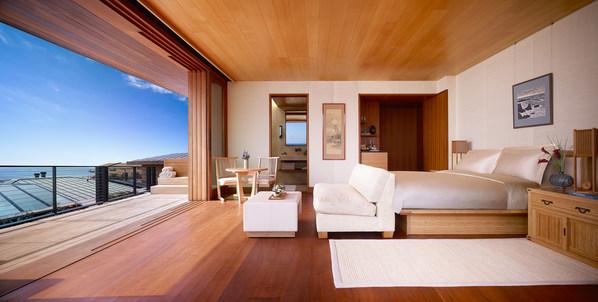Nobu Ryokan MalibuがTravel + Leisure World's Best Awards 2021で米国本土のリゾートホテルの首位に