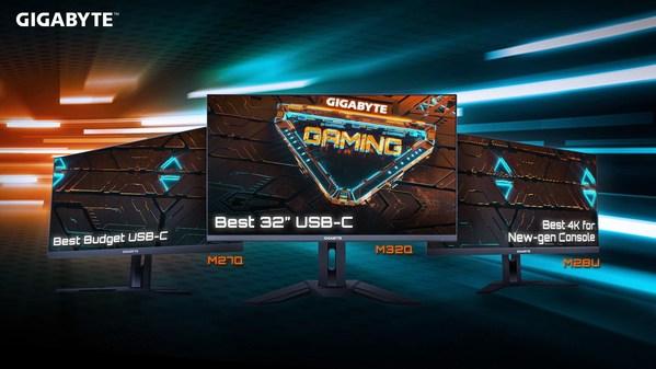 เกมมิ่งมอนิเตอร์ของ GIGABYTE ได้รับการยอมรับด้วยประสิทธิภาพที่ยอดเยี่ยม