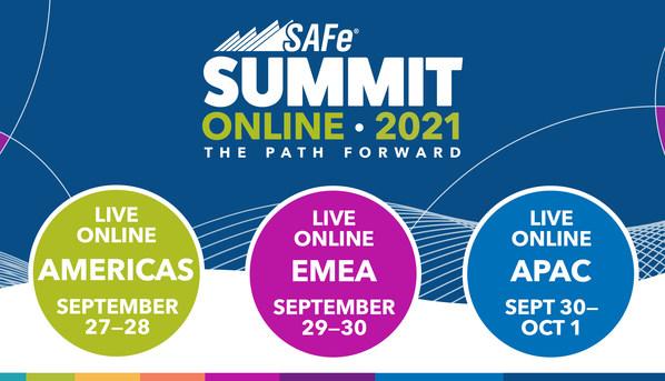 포르쉐, 메트라이프, CVS 헬스, 데이비드 호사저(David Horsager)가 9월 27일부터 10월 1일까지 온라인 글로벌 SAFe®에 참여