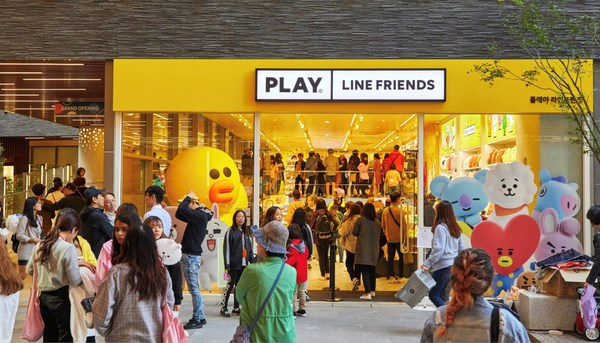 PLAY LINE FRIENDS