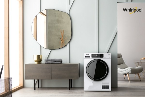 惠而浦集團全球乾衣機市場佔有率第一 LS - Supreme Care乾衣機