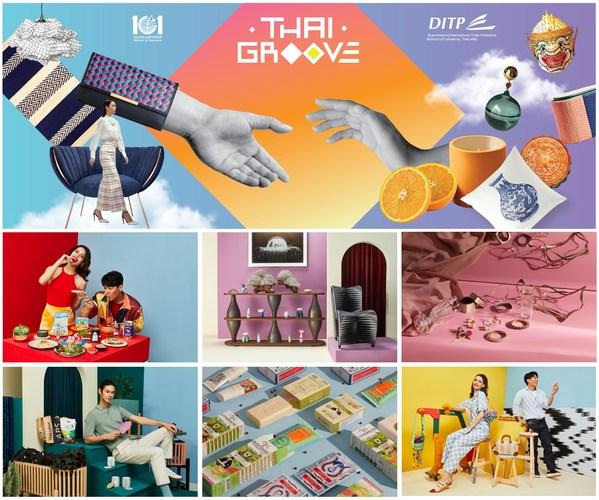 Aula pameran virtual yang menampilkan berbagai merek asal Thailand dan menghadirkan kreasi-kreasi menarik untuk dunia.
