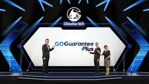 Gibraltar BSN Melancarkan Pelan Endowmen Edisi Terhad, GoGuarantee Plus