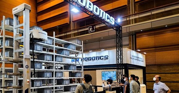 HAI ROBOTICS Debuts at Smart Factory+ 2021 Expo