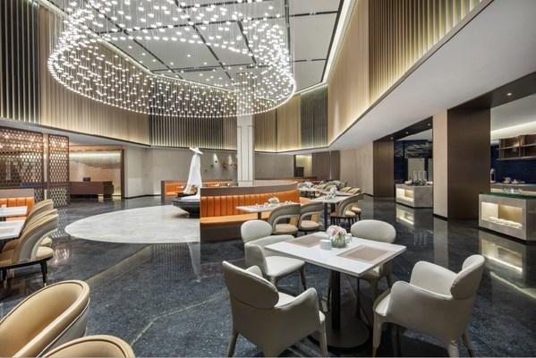 天津麦客达温德姆酒店全日制餐厅