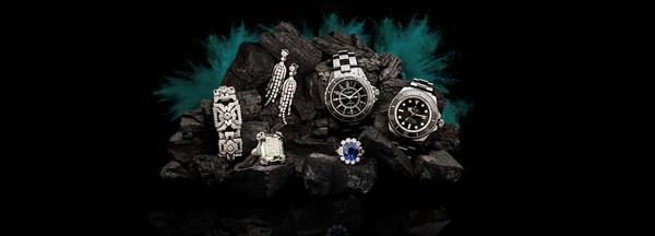 ISKENDERIANが宝石と時計のオンラインオークションを開始