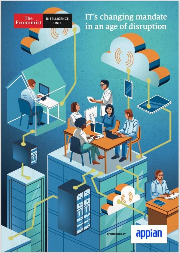 Appian後援のThe EIUリポートによると、83%のITおよびビジネスリーダーが変化に対応するにはより優れたアプリとインフラが必要と明言