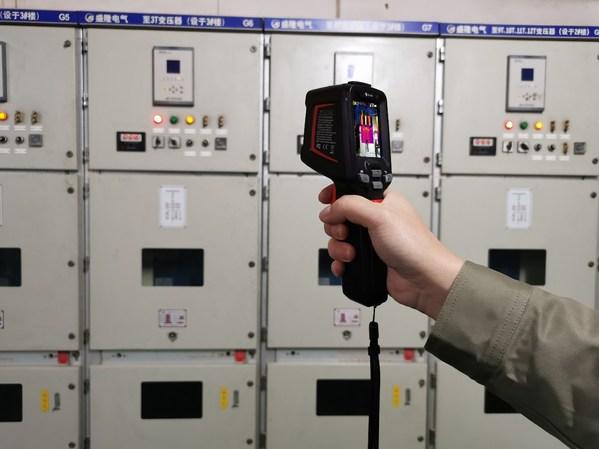行业应用-配电柜检测
