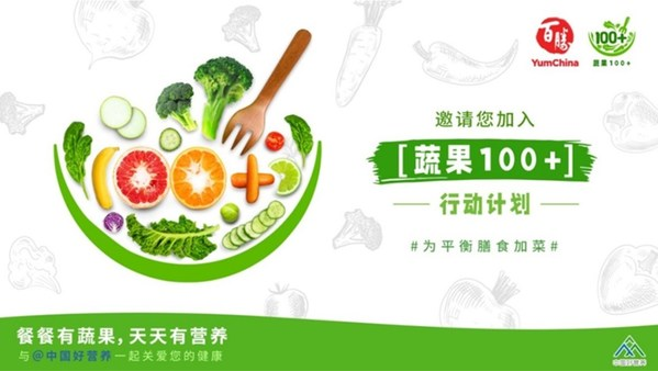 Yum China Strengthens its Commitment to Promoting Balanced Diets and Healthy Lifestyles