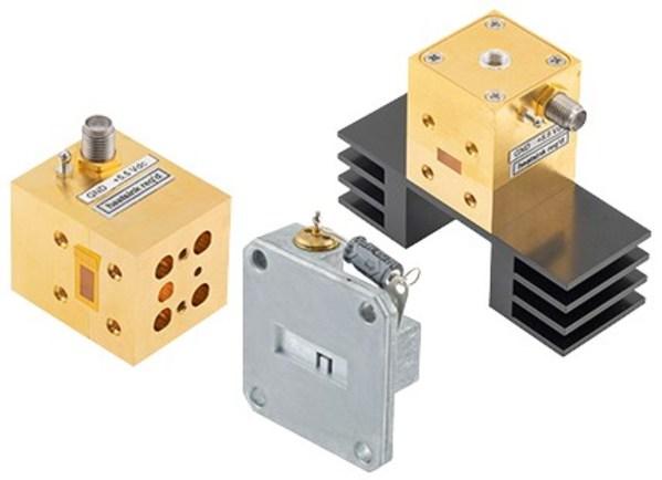 Pasternack 推出一系列新型机械可调谐耿氏二极管波导振荡器