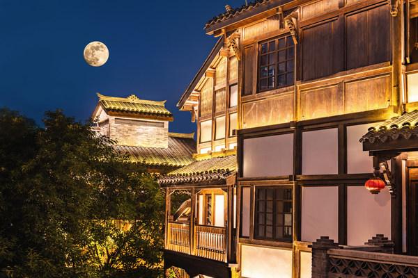 重庆十八梯传统风貌区