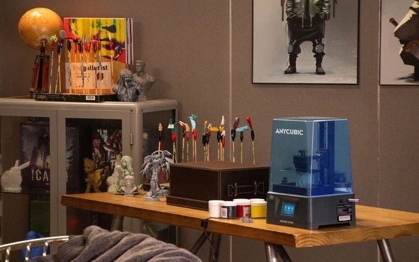 Anycubic Photon Ultra 3D Printer Launches on Kickstarter