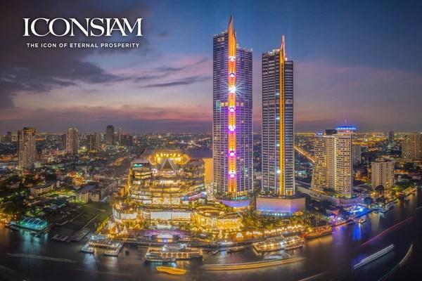 泰国地标建筑ICONSIAM跻身全球最佳购物中心四强