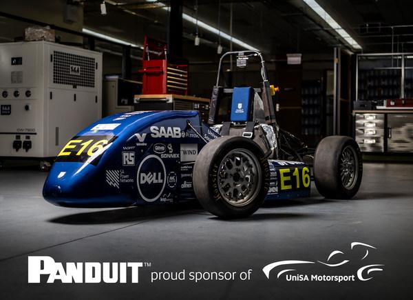 Panduit (TM) Australia Partners with University of South Australia's Electric Formula SAE Program