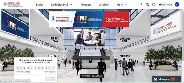 Reed Tradex Vietnam Organized SIE and VME 2021