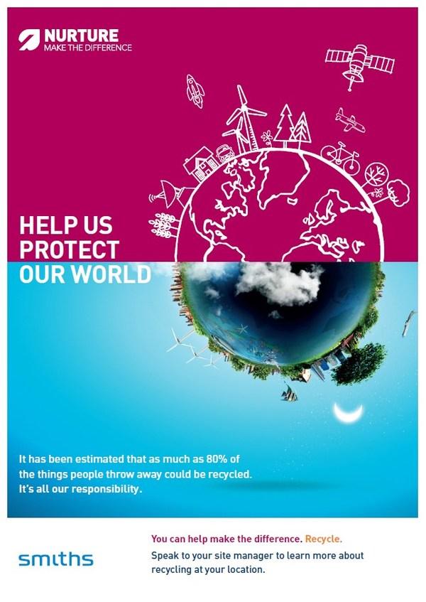 """""""零碳""""运营,未来可期 -- 史密斯集团签署上海英商会环境承诺书"""