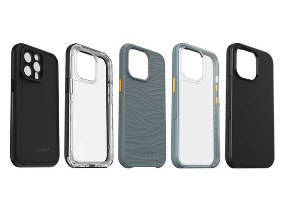 LifeProof Extends Sustainable Case Lineup to New iPhone 13