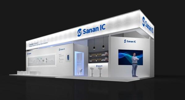 """从高速通信到光电探测,三安集成光芯片全线亮相""""2021光博会"""""""