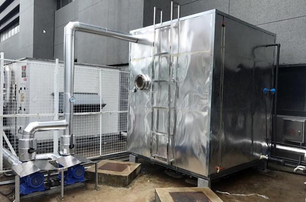 普瑞冷能回收项目-水循环系统