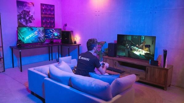 技嘉4K电竞显示器引领潮流 全系列标配HDMI 2.1和高刷新率面板