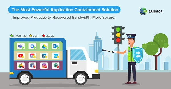 Sangfor Releases Extended Detection, Defense and Response (XDDR) Application Containment