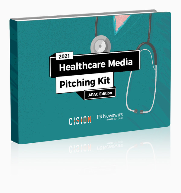 피알뉴스와이어 2021 Healthcare Media Pitching Kit (APAC) 발간