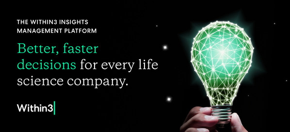Within3 Reimagines Life Science Communications to Address Insight Gaps with Industry-first, Holistic Platform