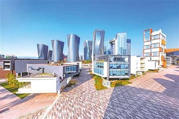 iChongqing: Thung lũng Dữ liệu lớn Quốc tế của huyện Tiên Đào, quận Du Bắc đã trở thành cao nguyên của điểm đến cơ hội và thiên đường cho doanh nhân và các nhà đổi mới