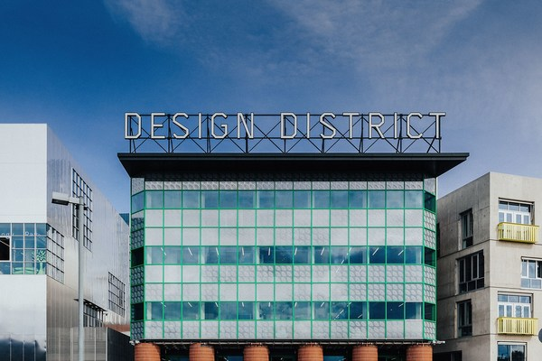 Design District, A New Permanent Home For The Creative Industries Opens On Greenwich Peninsula, London