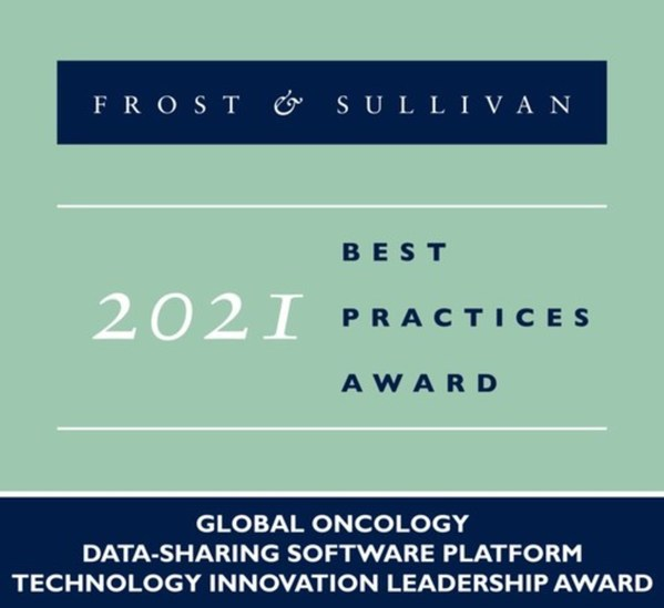 Syapse Awarded 2021 Technology Innovation Leadership Award by Frost & Sullivan for Accelerating Real-world Care Delivery