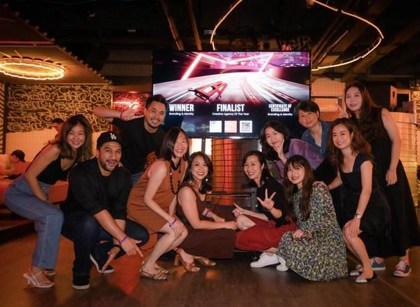 The Orangeblowfish 荣膺2021 SABRE AWARDS亚太区两项大奖